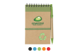 Recycled Notitieboek - Medium formaat