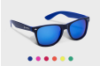 Sunglasses with colored lenses, personalised easily online with HelloprintConnect