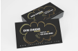 Print business cards with special finishes at simpleprint.be