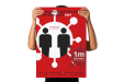 Anti COVID-19 Posters - Red