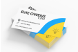 Print PMS business cards at Printking