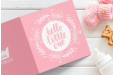 Custom Printed Birth announcement cards available at printsquad.nl