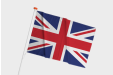 Print your United Kingdom flag online now with leafletsprinting.com