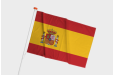 Print your España flag online now with Helloprint