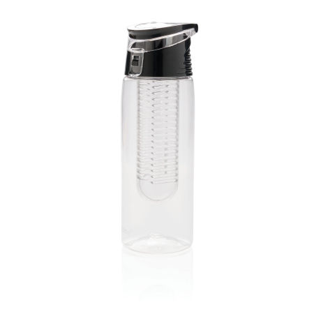 Custom Printed Lockable Infuser Water Bottle, available at Helloprint