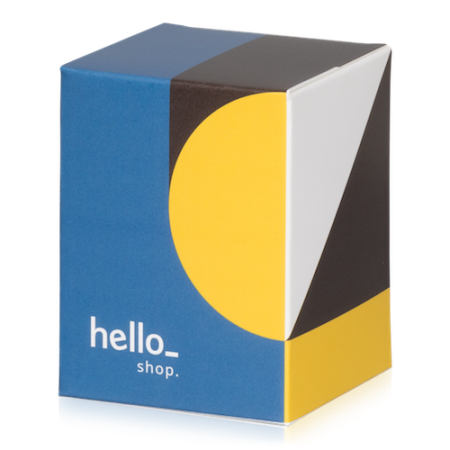 Impress your customers with your custom boxes with flap. Excellent for retail, small shops or personal use