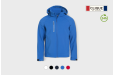 Image of Luxury Softshell Jacket Clique