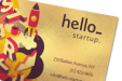 Business cards with Special materials, available at Helloprint
