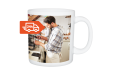 Cheap bornel mug with HelloprintConnect. Learn more about our products and easily order print online.