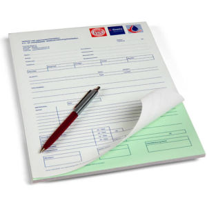 Copy pads personalisation