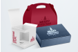 Personalised gift boxes make your Christmas gifts even more special - print yours online with Helloprint