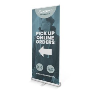 Premium Roller banners personalisation