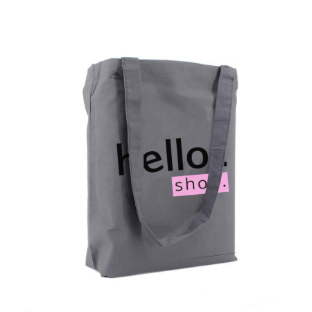 Amazing coloured cotton bag at the best price at Helloprint